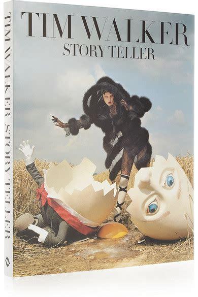tim walker story teller tim walker tim walker story teller hardcover book net a porter com