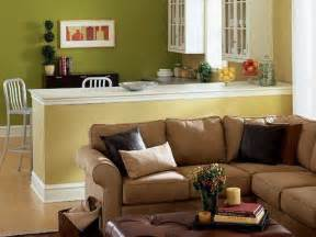 What Color To Paint Living Room by Living Room Paint Ideas For Living Room With Brown Sofa