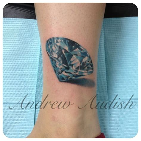 diamond tattoo with name diamond tattoos diamonds and tattoos and body art on