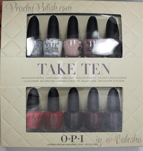 best 20 opi gift sets ideas on pinterest opi nail