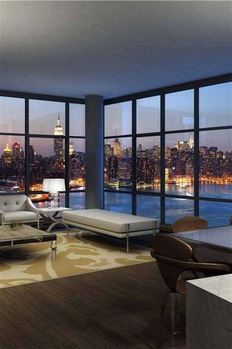 Nyc Apartments Glass Penthouses In New York City