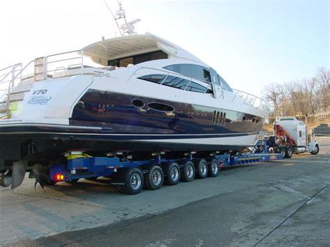 kropf boats yh 60 conolift marine hydraulic trailer l kropf industrial inc