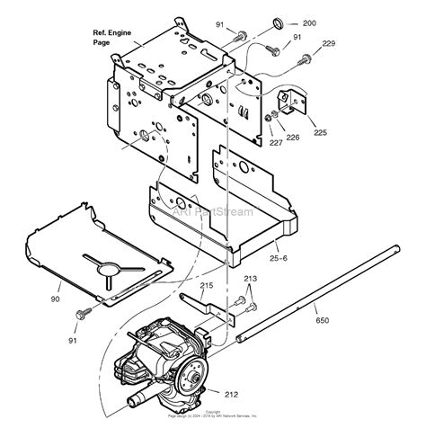 murray snowblower parts diagram murray 1695378 6331790x43 dual stage snowthrower 2007