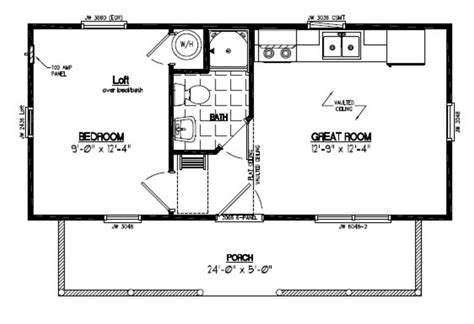 17 best images about cabin floor plans on