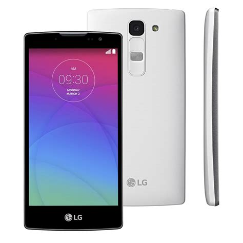 smartphone lg volt tv h422tv branco tela de 4 7 dual chip tv digital android 5 0 c 226 mera