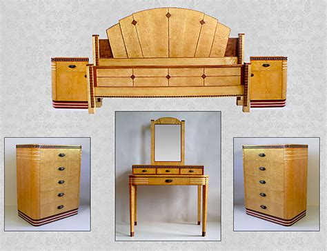 art deco bedroom set art deco bedroom set