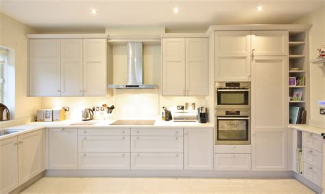 shaker kitchen designs enigma design 187 stepped shaker bespoke kitchen design 4