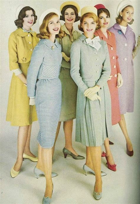 1960s Wardrobe by Of Vintage Early 60 Fashion
