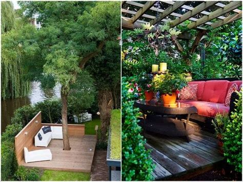 cool outdoor spaces 15 cool ideas to decorate tiny outdoor spaces