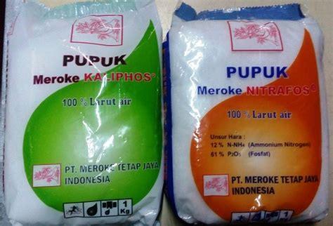 Harga Pupuk Mkp Yara pupuk yang bagus untuk tanaman hidroponik dan hortikultura