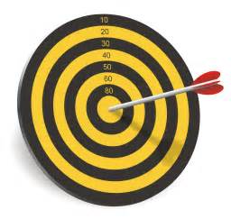 At Target by The Value Of A Target Simon Freeman