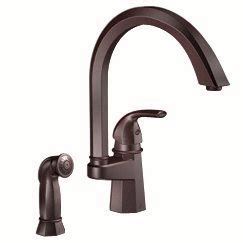 moen showhouse kitchen faucet moen showhouse felicity s741orb one handle high arc