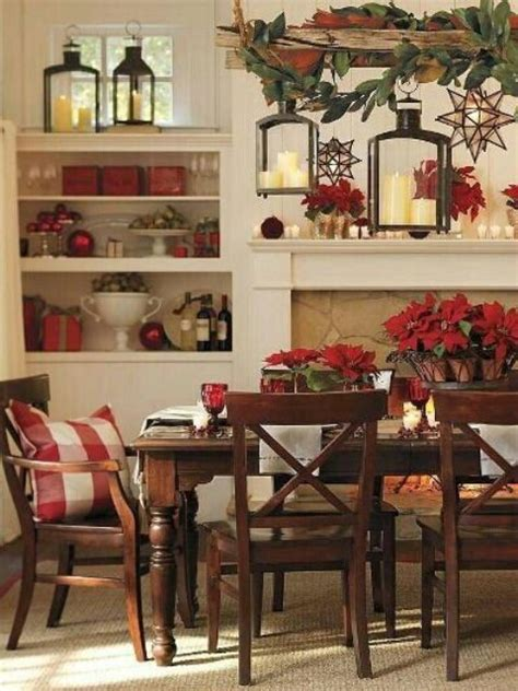 dining room christmas decorations 37 awesome christmas dining room d 233 cor ideas