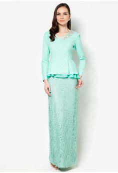 Baju Dress Wanita Leaf Dress 737 best ootd baju kurung images on kebaya