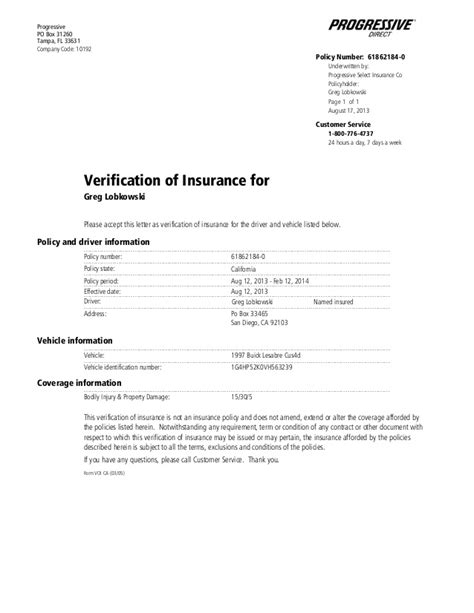 Vehicle insurance verification : Budget car insurance