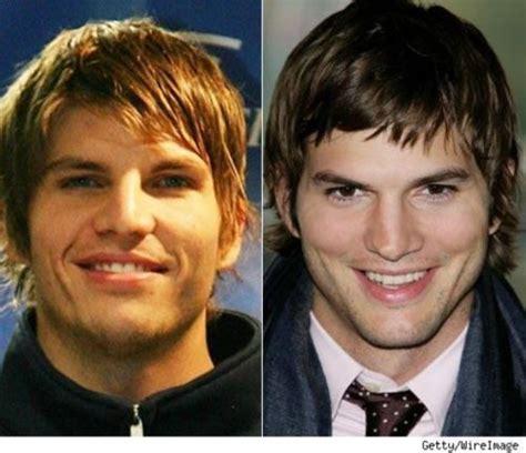celeb siblings  celebrity twins brother   mother ashton kutcher twin