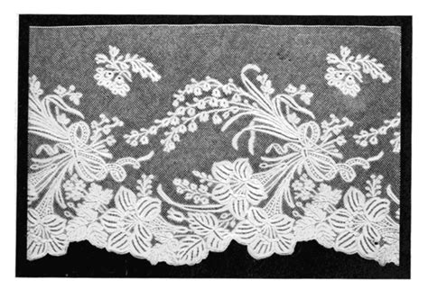 lace pattern types lace its origin and history wikisource the free online