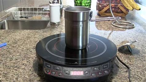 Cooktop Nuwave - nuwave induction cooktop review