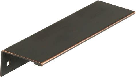 edge pull cabinet hardware amerock decorative cabinet and bath hardware 2000857