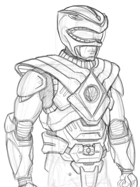 Coloring Page Power Rangers by Free Printable Power Rangers Coloring Pages For