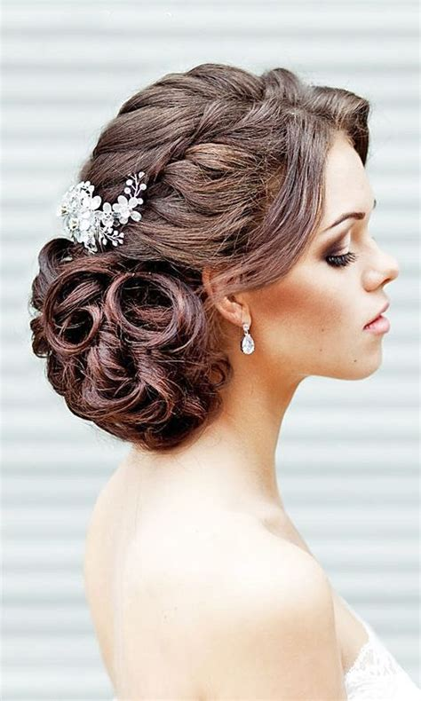 wedding hairstyles updos images trubridal wedding blog 30 wedding hairstyles romantic