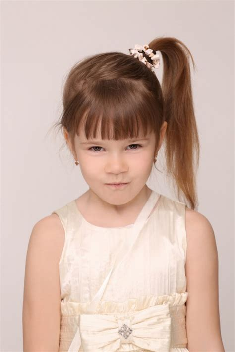 little girl hairstyles in ponytails hair styles for little girls lionesse flat irons