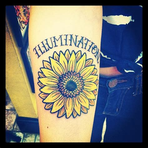 traditional sunflower tattoo sunflower tattoo3d tattoos