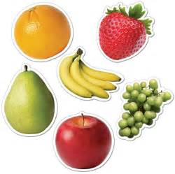 Fruits designer cut outs ctp3877