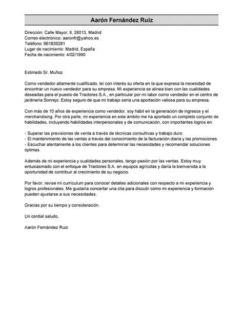 Modelos Cv Y Cartas De Presentacion Modelo De Curriculum Vitae Y Carta De Presentacion Modelo De Curriculum Vitae