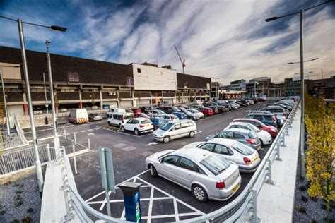 car park plymouth plymouth coach station car park project wins industry