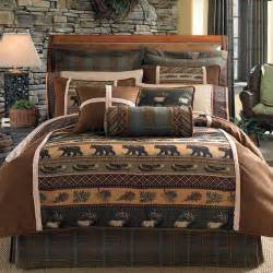 clearance croscill caribou california king comforter set