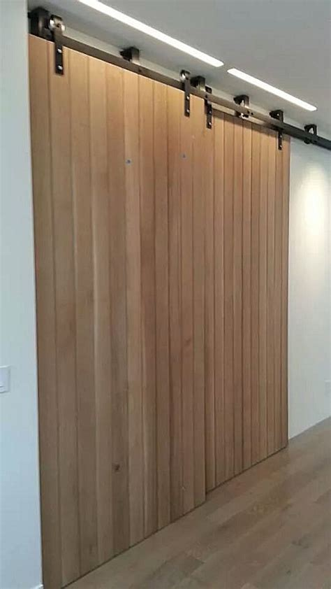 how to build a barn door large sliding doors