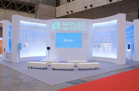 booth design materials trade show exhibition applied materials