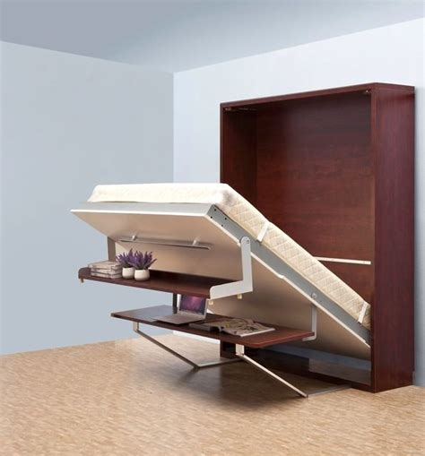 Folding Desk Bed 25 Best Ideas About Murphy Bed Desk On Pinterest Murphy Bed With Desk Murphy Bed Office And