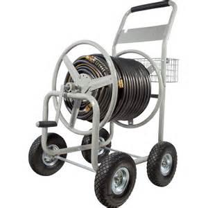 Garden Hose Cart Product Roughneck Hose Reel Cart Holds 400ft X 5 8in Hose