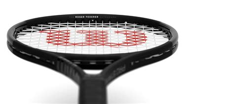 Raket Wilson Tennis the new pro staff rf97 autograph racket designed by roger