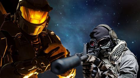 fan made halo fan made halo call of duty trailer with guns
