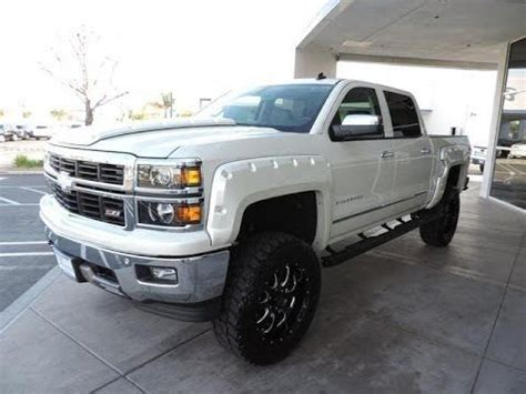 2014 lifted chevy silverado 1500 4wd ltz southern comfort