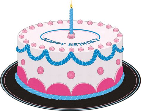 Free Birthday Clip Birthday Cake by Chocolate Birthday Cake Clipart Vector And Pictures