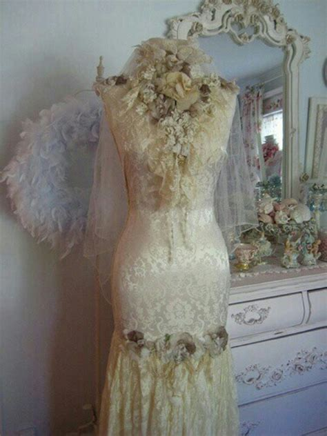 shabby chic mannequin dress form shabby chic