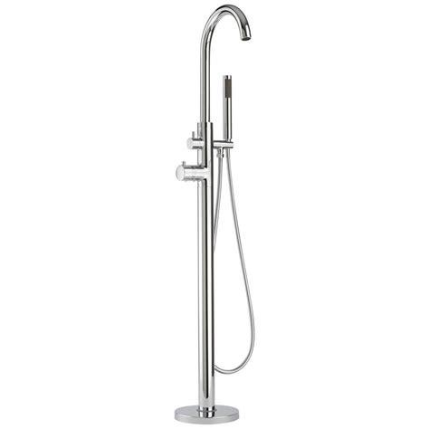 thermostatic bath shower taps mirage freestanding thermostatic bath shower mixer tap
