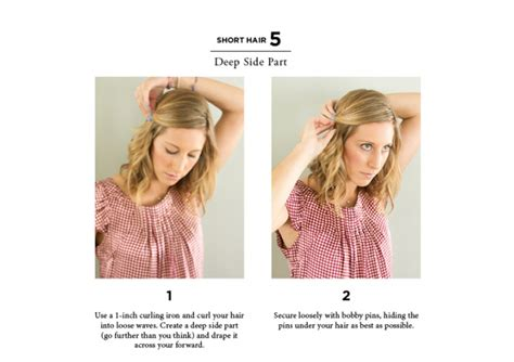 easy back to school hairstyles for thin hair 10 easy ways to style hair the everygirl