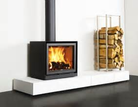 Modern Wood Burning Stove Contemporary Wood Burning Stoves On Wood