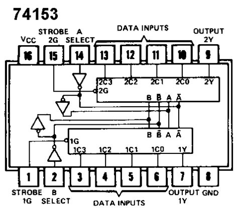 multiplexer pin diagram lcd projects liquid display applications drivers