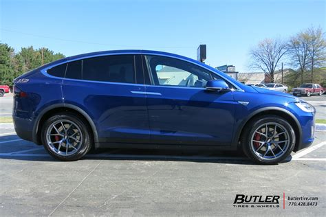Wheels Tesla Model X tesla model x with 20in bbs fi wheels exclusively from