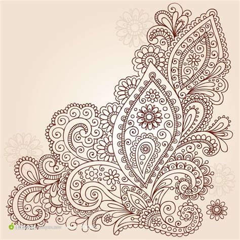 flower pattern drawing tumblr 传统刺绣花纹图案 素材公社 tooopen com