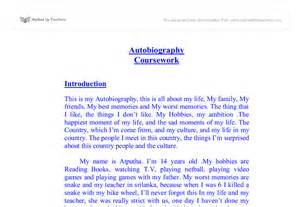 Autobiography Essay Topics by How To Write An Autobiographical Essay For College Admissions