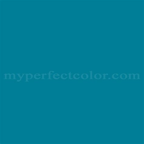 para paints b865 3 teal blue match paint colors myperfectcolor