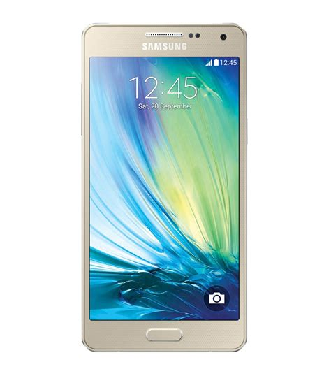Samsung A5 Duos Samsung Galaxy A5 Duos 4g A500f Chagne Gold Smartphones