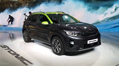 kia suv price 2018 kia stonic small suv prices are in for the uk market